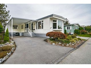 """Photo 3: 108 15875 20 Avenue in Surrey: King George Corridor Manufactured Home for sale in """"Sea Ridge Bays"""" (South Surrey White Rock)  : MLS®# R2512573"""