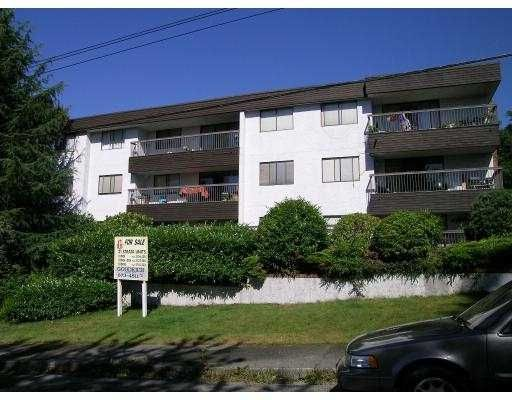 """Main Photo: # 103 - 1025 Cornwall Street in New Westminster: Uptown NW Condo for sale in """"Cornwall Place"""" : MLS®# V543393"""