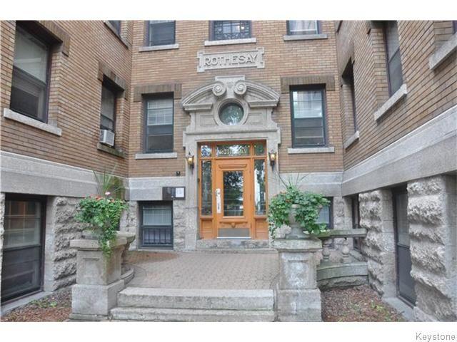 Main Photo: 828 Preston Avenue in WINNIPEG: West End / Wolseley Condominium for sale (West Winnipeg)  : MLS®# 1521220