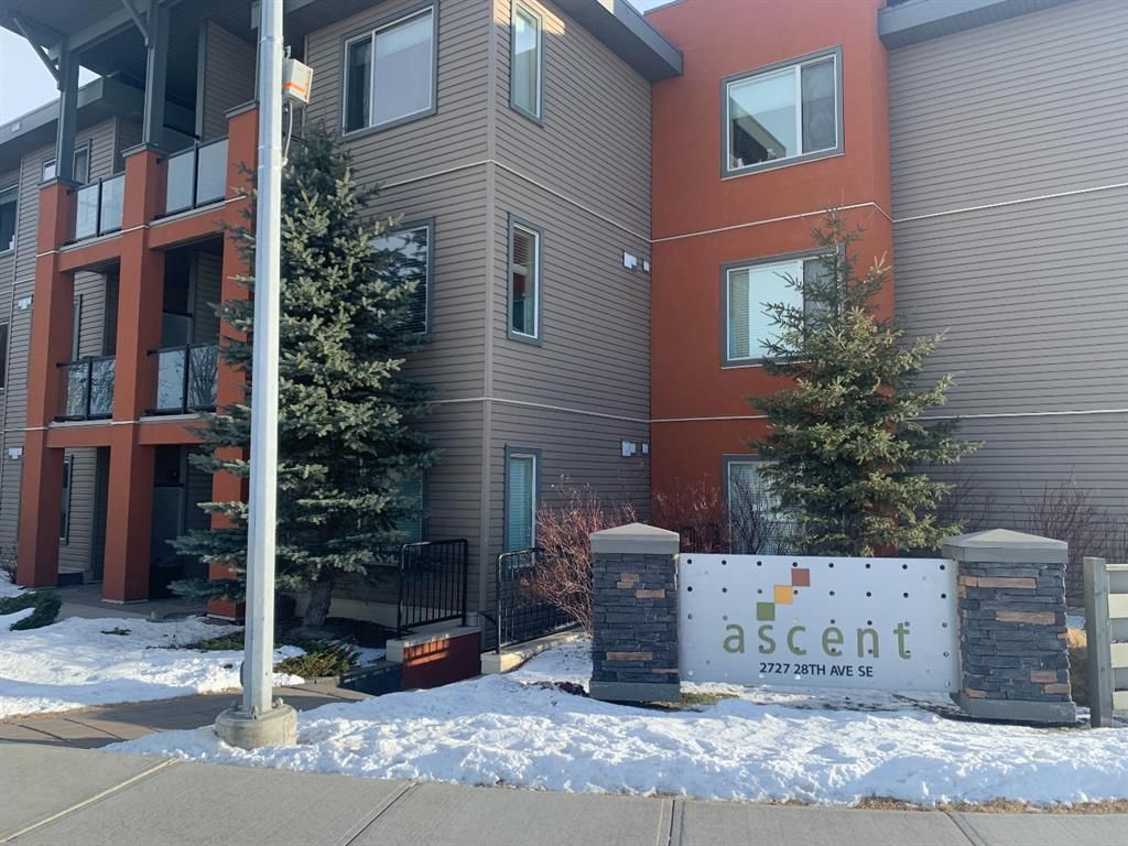 Main Photo: 109 2727 28 Avenue SE in Calgary: Dover Apartment for sale : MLS®# A1071531
