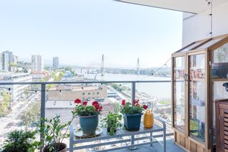 """Photo 16: 1406 668 COLUMBIA Street in New Westminster: Quay Condo for sale in """"TRAPP AND HOLBROOK"""" : MLS®# R2609883"""