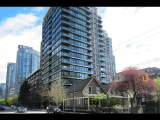 """Main Photo: 717 1088 RICHARDS Street in Vancouver: Yaletown Condo for sale in """"Richards Living"""" (Vancouver West)  : MLS®# R2549891"""