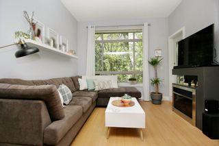 "Photo 2: 422 2233 MCKENZIE Road in Abbotsford: Central Abbotsford Condo for sale in ""LATITUDE"" : MLS®# R2263352"
