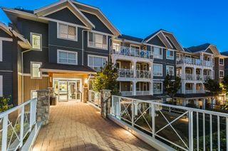 Photo 2: 411 16380 64 AVENUE in Cloverdale: Cloverdale BC Condo for sale (Surrey)  : MLS®# R2606531
