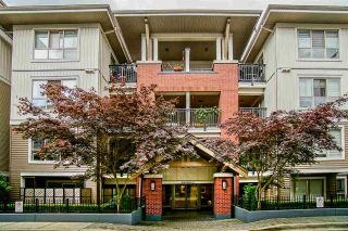 """Photo 1: C111 8929 202 Street in Langley: Walnut Grove Condo for sale in """"THE GROVE"""" : MLS®# R2501975"""