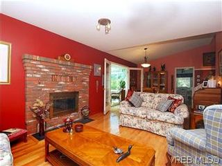 Photo 3: 964 Paconla Pl in BRENTWOOD BAY: CS Brentwood Bay House for sale (Central Saanich)  : MLS®# 585035