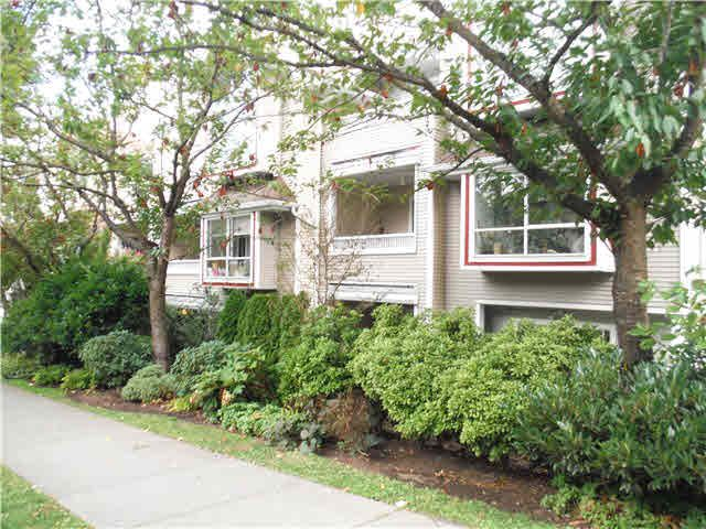 "Main Photo: 207 1465 COMOX Street in Vancouver: West End VW Condo for sale in ""BRIGHTON COURT"" (Vancouver West)  : MLS®# V1084669"
