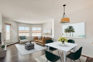 Main Photo: 111 200 Lincoln Way SW in Calgary: Lincoln Park Apartment for sale : MLS®# A1098972