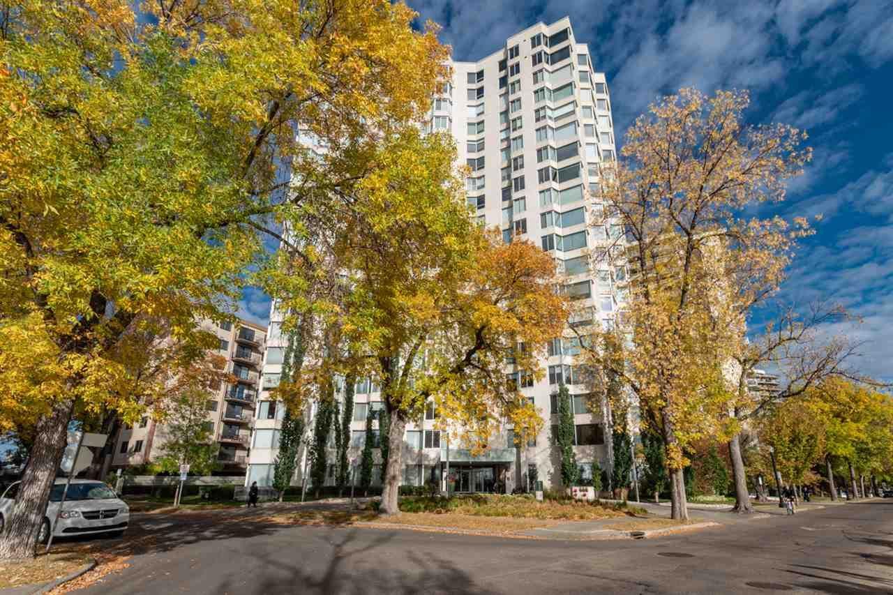 Main Photo: 701 11826 100 Avenue in Edmonton: Zone 12 Condo for sale : MLS®# E4236468