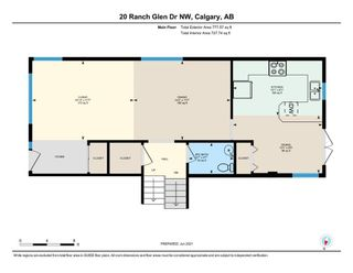 Photo 48: 20 Ranch Glen Drive NW in Calgary: Ranchlands Detached for sale : MLS®# A1115316