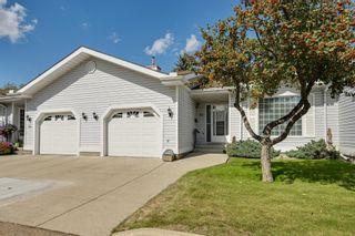 Photo 1: 55 9704 165 Street in Edmonton: Zone 22 House Half Duplex for sale : MLS®# E4260342