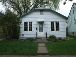 Photo 1: 439 Lariviere Street in WINNIPEG: St Boniface Residential for sale (South East Winnipeg)  : MLS®# 1208961