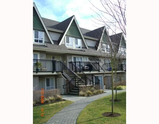 "Main Photo: 90 9339 ALBERTA Road in Richmond: McLennan North Townhouse for sale in ""TRELLAINE"" : MLS®# V689731"