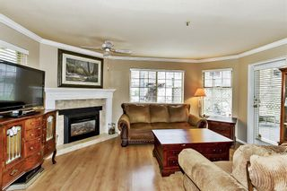"Photo 18: 107 1955 SUFFOLK Avenue in Port Coquitlam: Glenwood PQ Condo for sale in ""OXFORD PLACE"" : MLS®# R2144804"