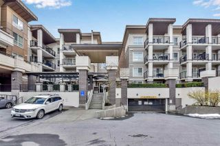 "Main Photo: 218 9655 KING GEORGE Boulevard in Surrey: Whalley Condo for sale in ""Gruv"" (North Surrey)  : MLS®# R2537761"