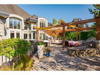 "Photo 36: 15813 COLLINGWOOD Crescent in Surrey: Morgan Creek House for sale in ""Morgan Creek"" (South Surrey White Rock)  : MLS®# R2612197"