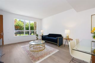 """Photo 6: 101 1055 RIDGEWOOD Drive in North Vancouver: Edgemont Townhouse for sale in """"CONNAUGHT"""" : MLS®# R2589263"""