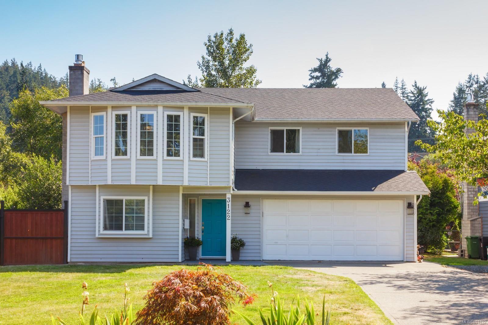 Main Photo: 3122 Flannagan Pl in : Co Sun Ridge House for sale (Colwood)  : MLS®# 851832