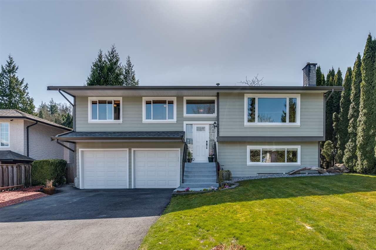 Main Photo: 2580 PASSAGE Drive in Coquitlam: Ranch Park House for sale : MLS®# R2562679