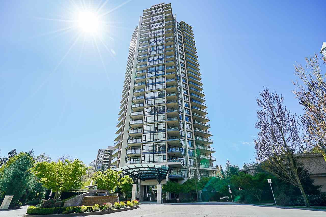 "Main Photo: 705 6188 WILSON Avenue in Burnaby: Metrotown Condo for sale in ""Jewel 1"" (Burnaby South)  : MLS®# R2394453"