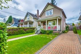 Photo 1: 213 FIFTH AVE in New Westminster: Queens Park House for sale : MLS®# R2266161