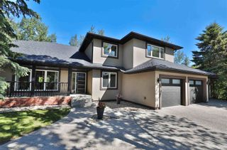 Photo 1: 5 Highlands Place: Wetaskiwin House for sale : MLS®# E4228223