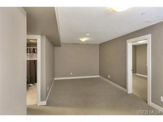 Photo 18: 3 2319 Chilco Rd in VICTORIA: VR Six Mile Row/Townhouse for sale (View Royal)  : MLS®# 728058