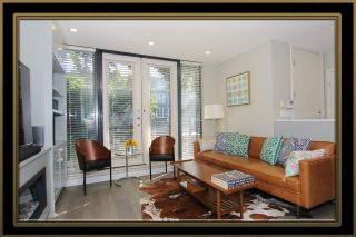 """Main Photo: 2289 W 12TH Avenue in Vancouver: Kitsilano Townhouse for sale in """"Mozaiek"""" (Vancouver West)  : MLS®# R2530266"""