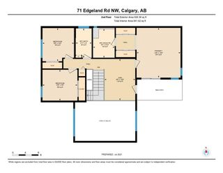 Photo 33: 71 Edgeland Road NW in Calgary: Edgemont Detached for sale : MLS®# A1127577