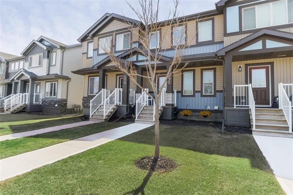 Main Photo: 572 Transcona Boulevard in Winnipeg: Devonshire Village Residential for sale (3K)  : MLS®# 202110481