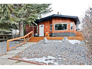 Photo 1: 6615 LETHBRIDGE Crescent SW in Calgary: Lakeview House for sale : MLS®# C4050221