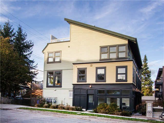 """Main Photo: 1769 E 20TH Avenue in Vancouver: Victoria VE Townhouse for sale in """"Cedar Cottage Townhouses"""" (Vancouver East)  : MLS®# V1094982"""