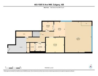 Photo 32: 403 1505 8 Avenue NW in Calgary: Hillhurst Apartment for sale : MLS®# A1123408