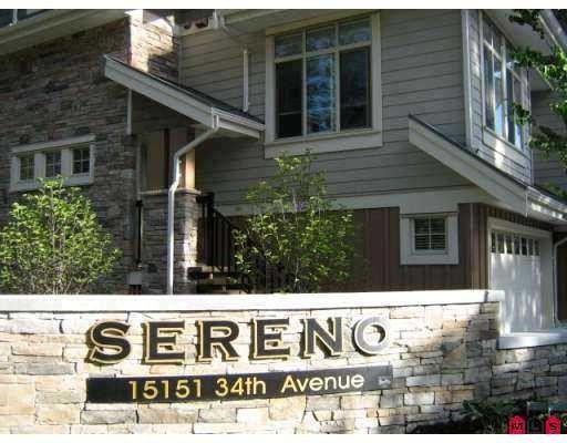 Main Photo: 26 15151 34 Ave in Soreno: Home for sale
