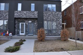 Photo 2: 1 711 17 Avenue NW in Calgary: Mount Pleasant Row/Townhouse for sale : MLS®# A1100885