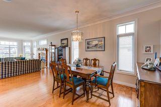 Photo 11: 6616 SANDIN Cove in Edmonton: Zone 14 House Half Duplex for sale : MLS®# E4264577