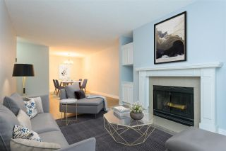 "Photo 1: 413 9880 MANCHESTER Drive in Burnaby: Cariboo Condo for sale in ""BROOKSIDE COURT"" (Burnaby North)  : MLS®# R2518735"