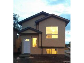 Photo 19: 349 ROSEBERRY Street in WINNIPEG: St James Residential for sale (West Winnipeg)  : MLS®# 1322822