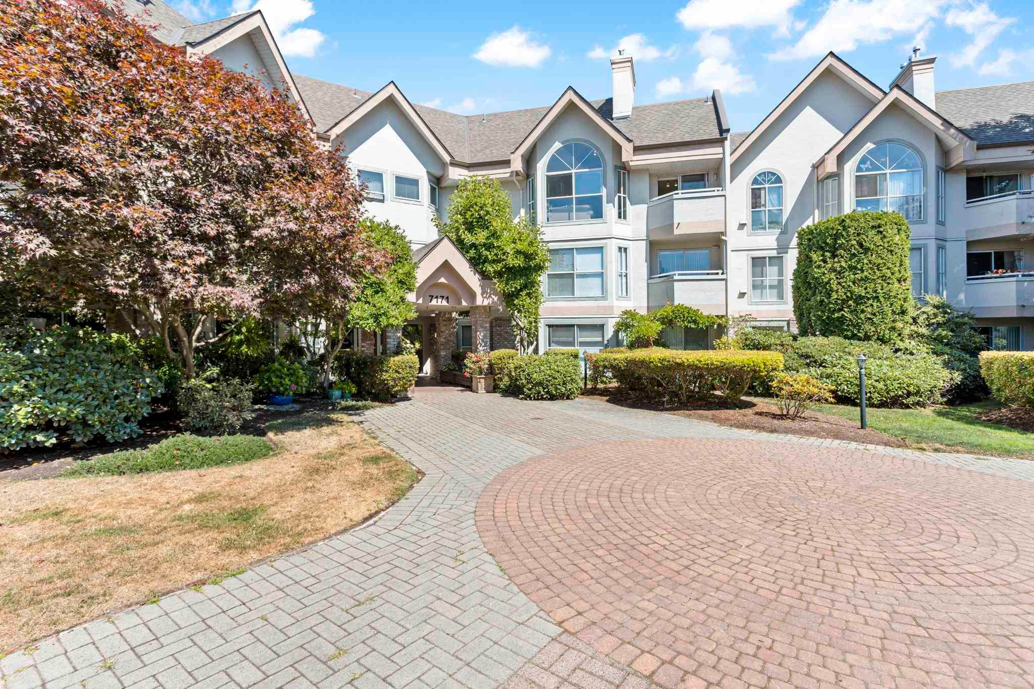 """Main Photo: 320 7171 121 Street in Surrey: West Newton Condo for sale in """"The Highlands"""" : MLS®# R2602798"""