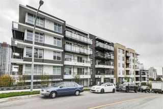 """Photo 1: 103 1012 AUCKLAND Street in New Westminster: Downtown NW Condo for sale in """"CAPITOL"""" : MLS®# R2571983"""