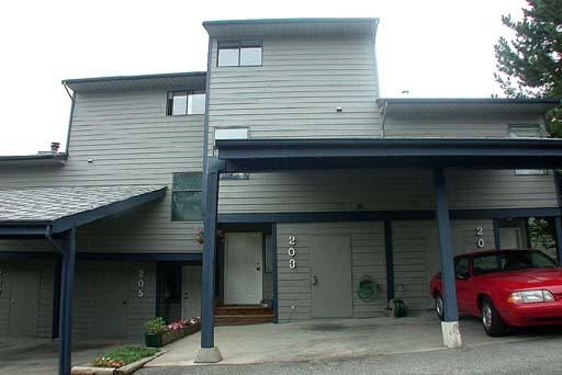 Main Photo: 203 BALMORAL PLACE in : North Shore Pt Moody Townhouse for sale : MLS®# V301970