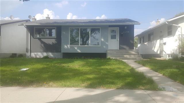FEATURED LISTING: 1159 Polson Avenue Winnipeg
