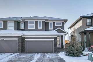 Photo 1: 123 Evanswood Circle NW in Calgary: Evanston Semi Detached for sale : MLS®# A1051099