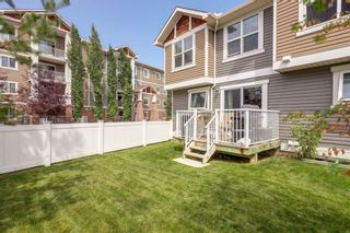Photo 25: 203 CRANBERRY Park SE in Calgary: Cranston Row/Townhouse for sale : MLS®# A1063475