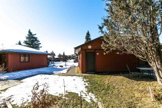 Photo 31: 84 LACOMBE Point: St. Albert Townhouse for sale : MLS®# E4230290