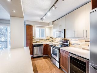 Photo 10: 202 1603 26 Avenue SW in Calgary: South Calgary Apartment for sale : MLS®# A1100163