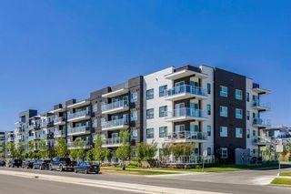 Main Photo: 122 4350 Seton Drive SE in Calgary: Seton Apartment for sale : MLS®# A1128044