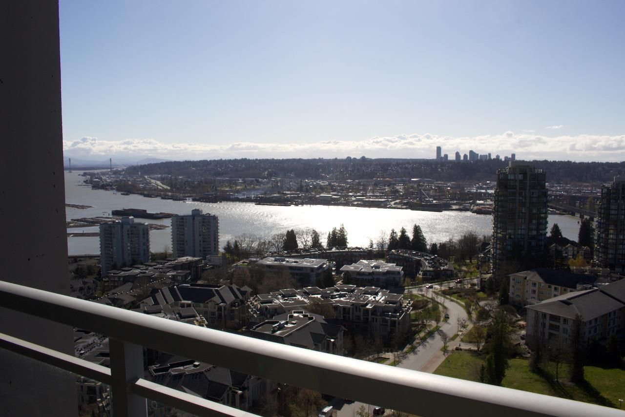 """Main Photo: 2005 280 ROSS Drive in New Westminster: Fraserview NW Condo for sale in """"THE CARLYLE ON VICTORIA HILL"""" : MLS®# R2563720"""