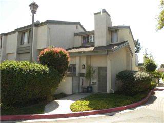 Photo 1: LA JOLLA Townhouse for sale : 3 bedrooms : 3283 Caminito Eastbluff #193