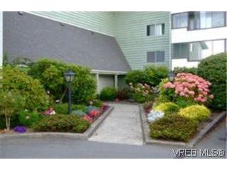 Photo 1: 312 1490 Garnet Rd in VICTORIA: SE Cedar Hill Condo for sale (Saanich East)  : MLS®# 481270